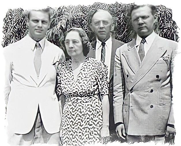 Семья Кейси