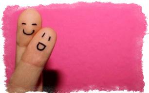 родинка на среднем пальце