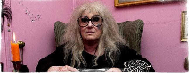 известная ведьма Лори Кэбот