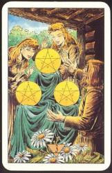 карты таро зеркало судьбы