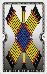 марсельское таро галерея