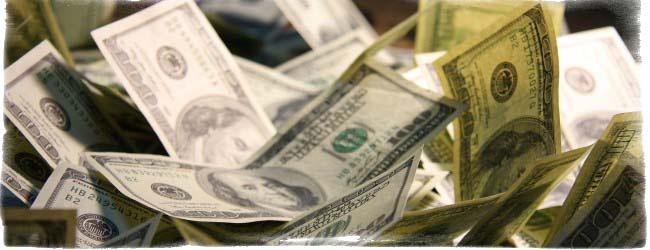шепотки на деньги