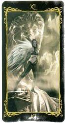 таро темных ангелов галерея