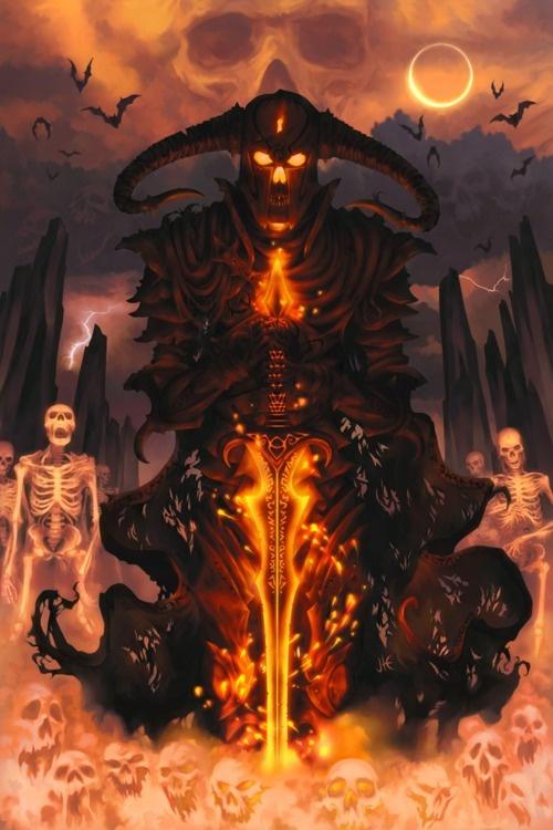 аббадон демон