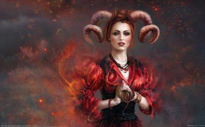 астарта демоница