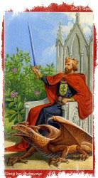король мечей таро значение