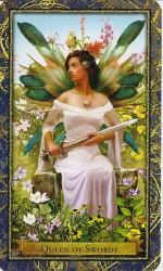 Tarot Queen of Swords