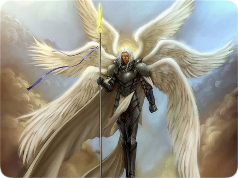Ангелы херувимы кто они такие и что они могут