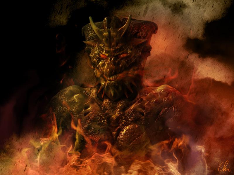 Астарта демоница и первейшая богиня людей