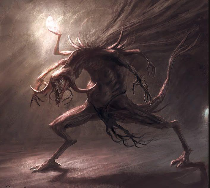 Демонология виды демонов из различных источников