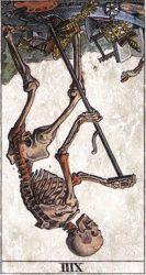 смерть перевернутая таро значение