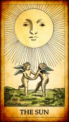 карта таро солнце