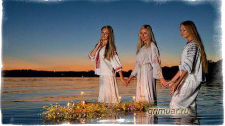 народные приметы на троицу