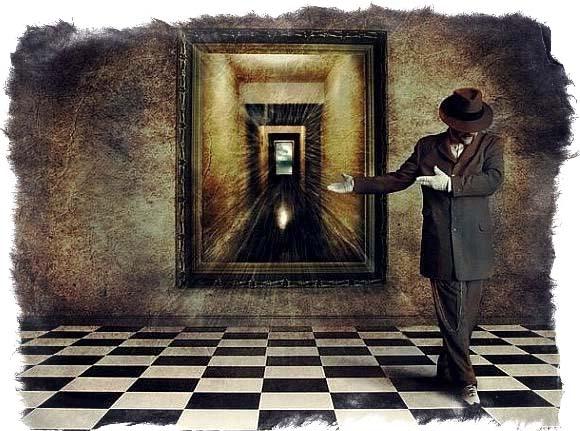 как научиться видеть сквозь стены