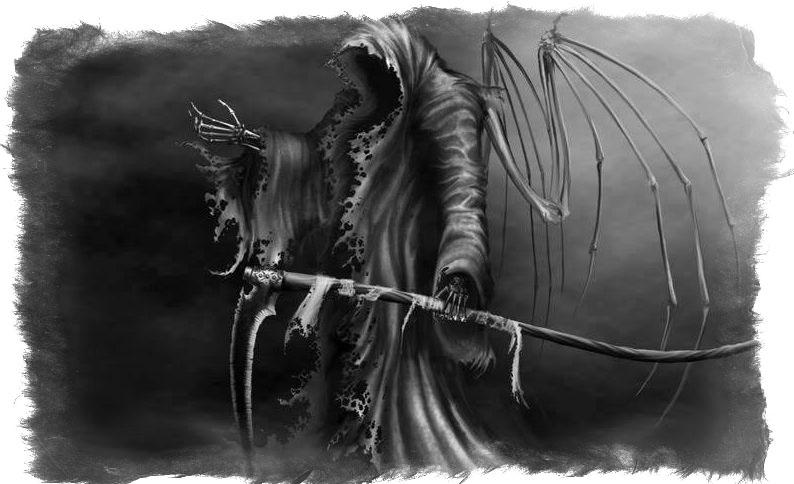 ангел смерти в исламе