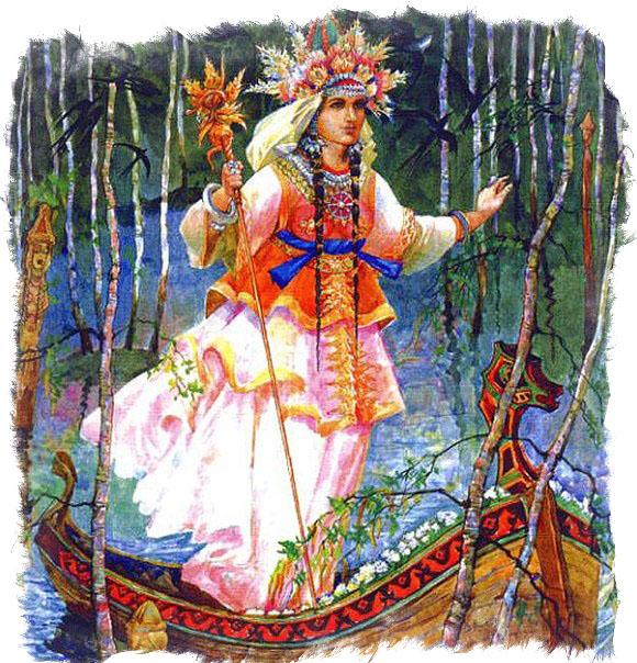 берегиня славянская богиня