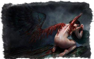 павший ангел
