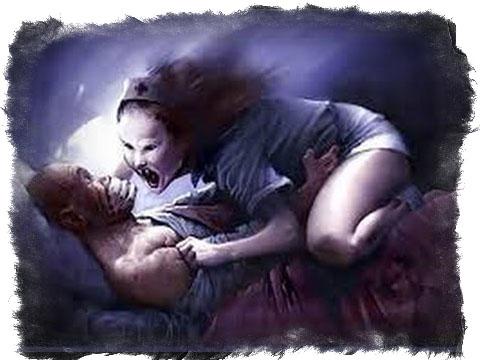 Демон во сне