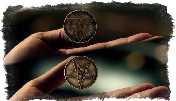 монета люцифера