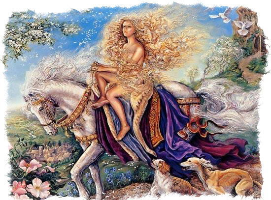 лада богиня любви и красоты
