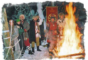 древнеславянский новый год