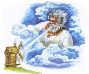 стрибог бог славян