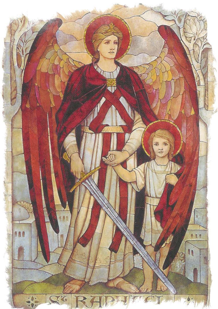 ангелы в христианстве