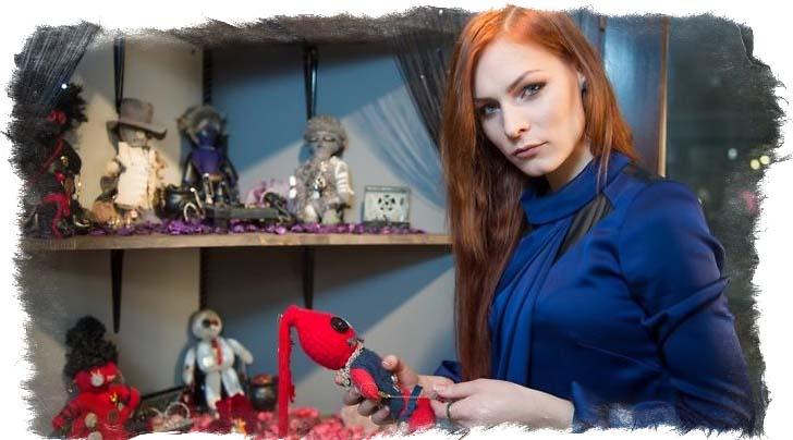 Мэрилин керро интервью для Delfi.TV