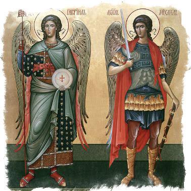 архангел гавриил молитва