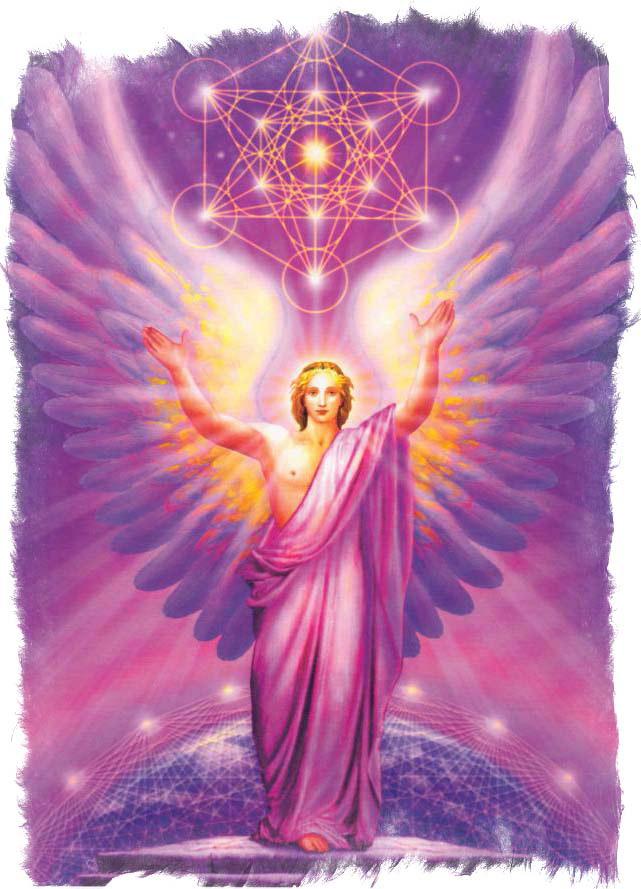 ангел метатрон