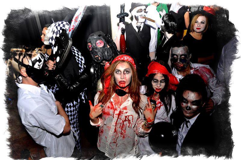 когда праздник хэллоуин в россии