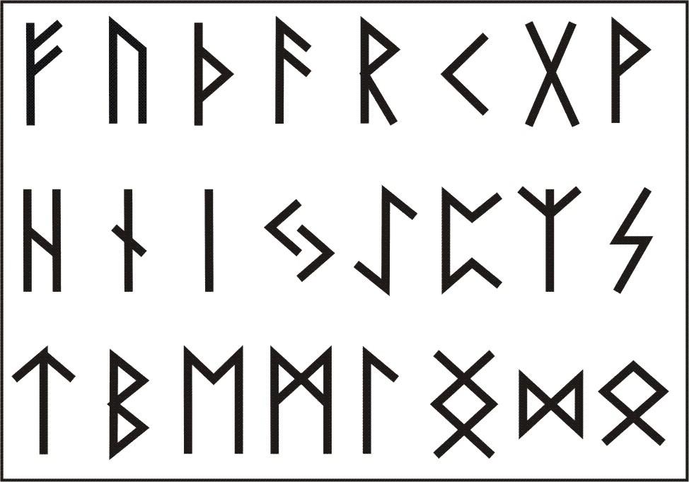 Что такое Футарк рун — значение древних скандинавских алфавитов