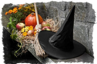 Приворот на Хэллоуин