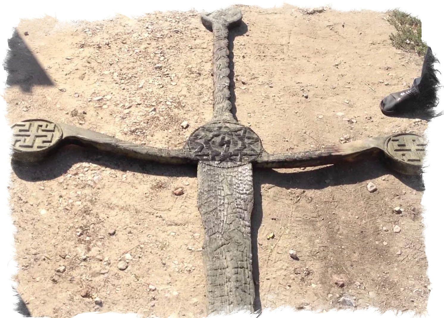меч перуна