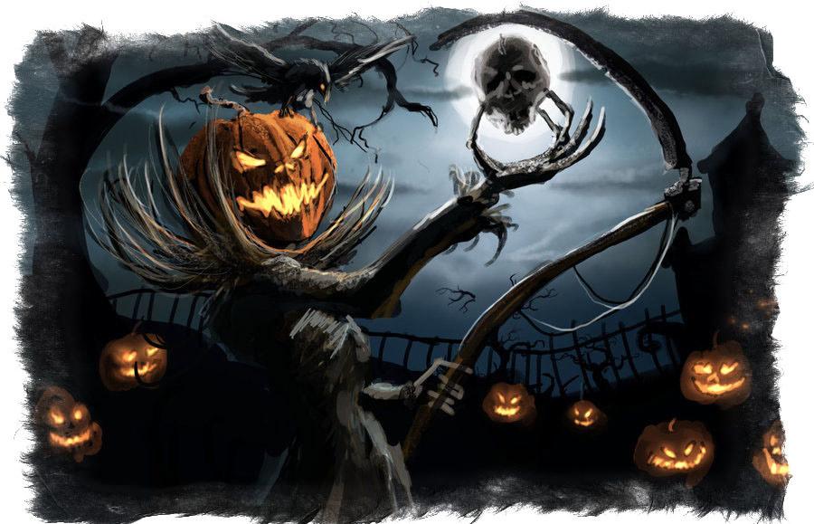 когда праздник хэллоуин