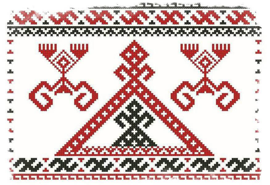 рунические символы славян