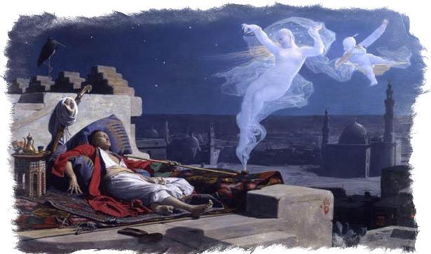 медитация для выхода в астрал