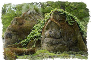 Каменный тролль