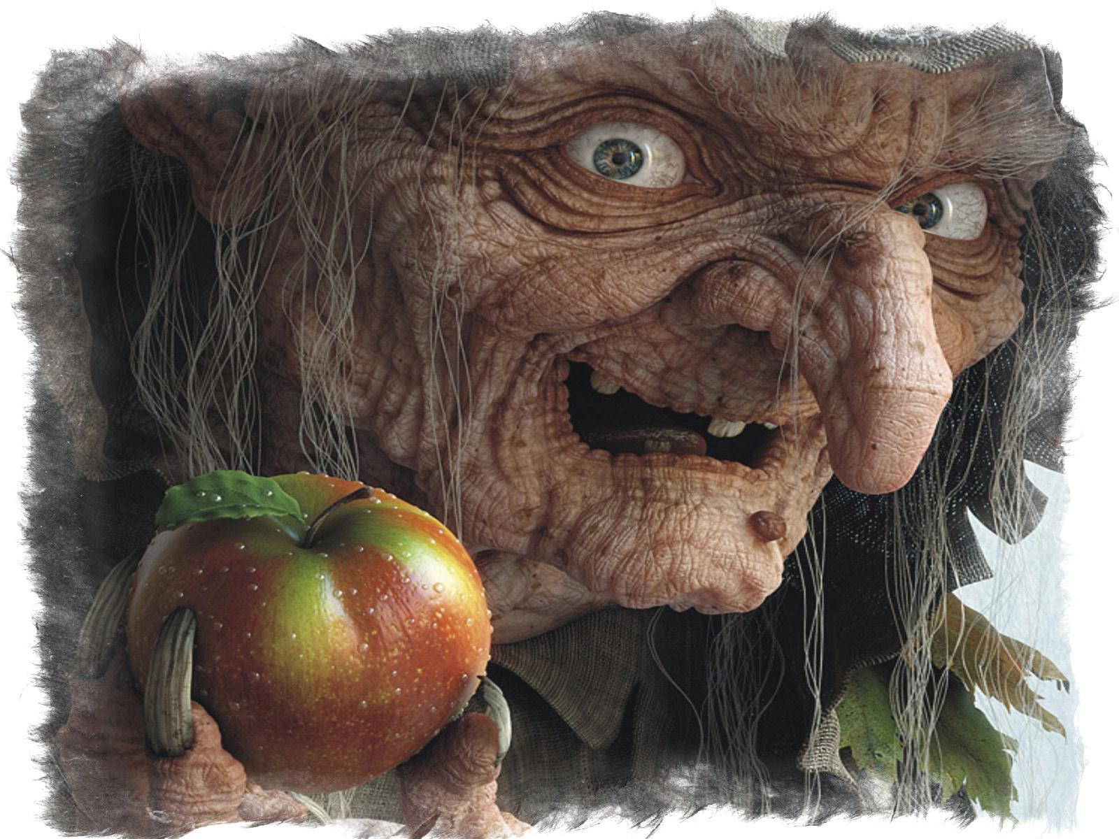 Баба Яга в мифологии