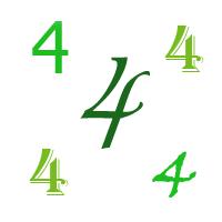число 4 в нумерологии значение