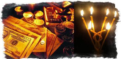 черная магия заклинания на деньги