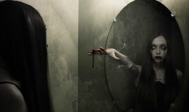 Как очистить зеркало от негативной энергии и сделать его колдовским