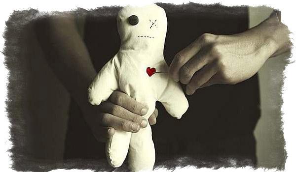 черная магия кукла вуду