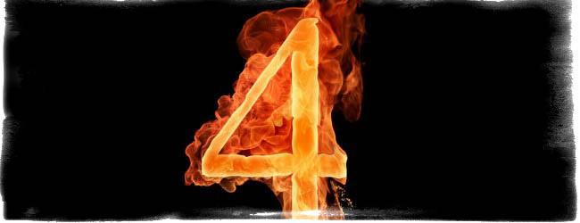 нумерология число 4