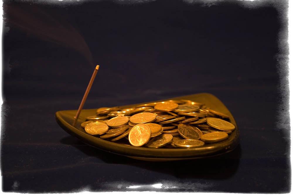 Черная магия приворот на деньги