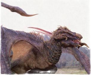 дракон виверн