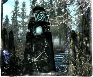 камни магов и колдунов