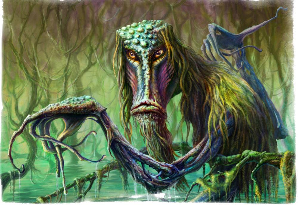 Русские демоны тмные властители древнего пантеона Страшные истории