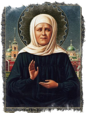 Matrona of Moscow prayer - help from any misfortune