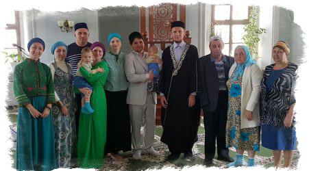 имянаречение у татар